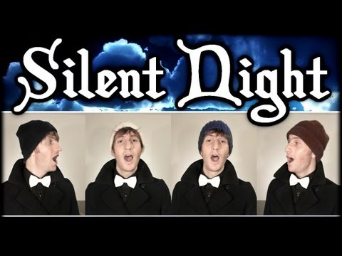 Silent Night (A Cappella Barbershop Christmas) - Julien Neel