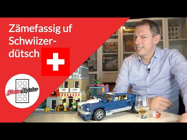 Zusammenfassung der Videos auf Schweizerdeutsch (Zämefassig uf Schwitzerdütsch )