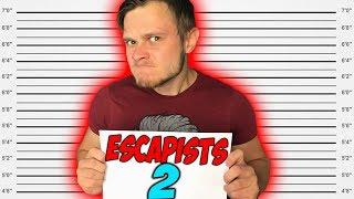 УПЕКЛИ В ТЮРЯГУ  - The Escapists 2