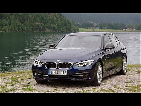 der neue bmw 3er die 6 generation youtube. Black Bedroom Furniture Sets. Home Design Ideas
