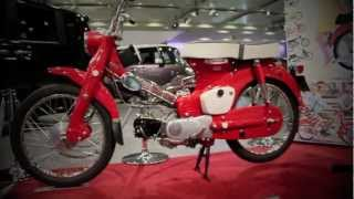 "Video HONDA US SUPER CUB CA100 ""BOSS"" download MP3, 3GP, MP4, WEBM, AVI, FLV April 2018"