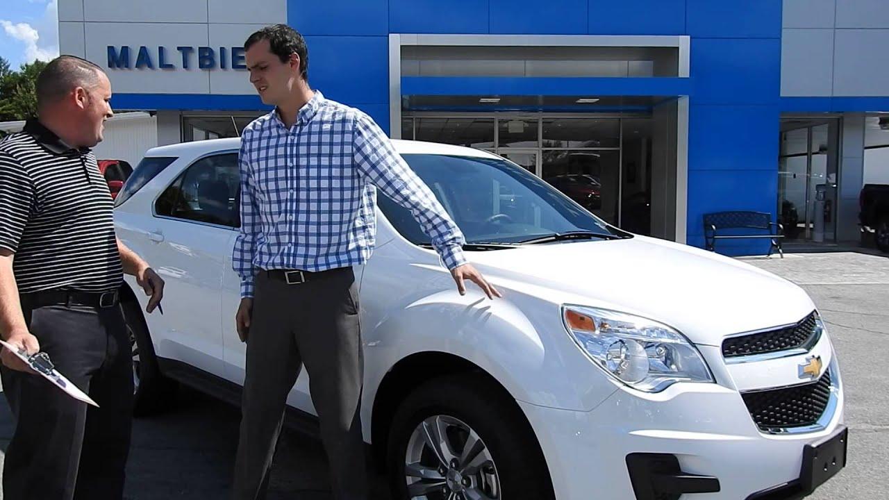 2015 Chevy Equinox Blowout Sale Maltbie Chevrolet - YouTube