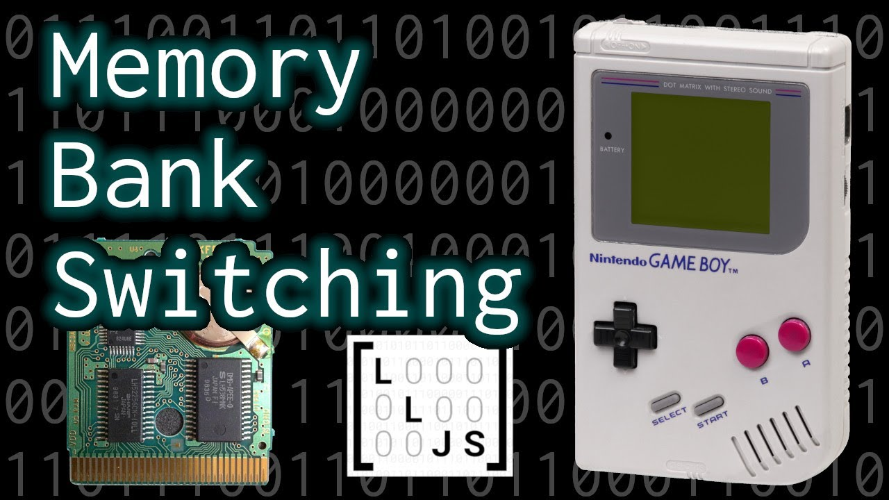 Expanding Beyond 64kb of Memory with Bank Switching (16-Bit VM in JavaScript 012)