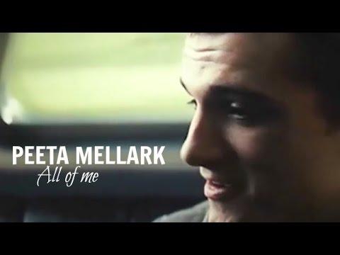 ► Peeta Mellark ll All Of Me