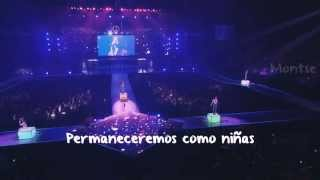 SNSD-Stay girls Live Sub Español