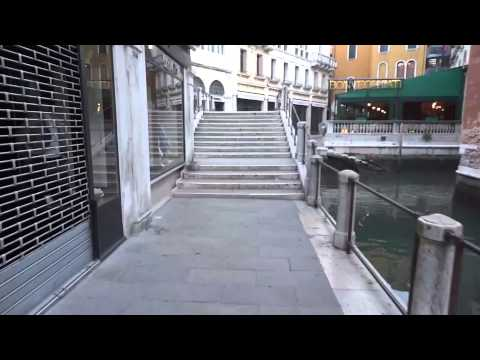 Venice Italy, Hotel Al Codega ...Finding the hotel!