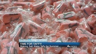 Insomniac Kitchen: Salt Water Taffy