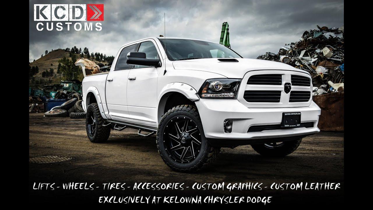 "Ram 2500 Lift Kit >> Lifted Dodge Ram 1500 Mopar Kelowna - ""Hurricane"" KCD ..."
