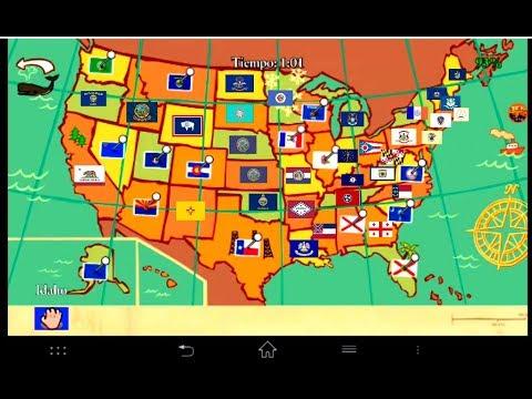 Bully Anniversary Edition Geography Geografa 2 USA Map