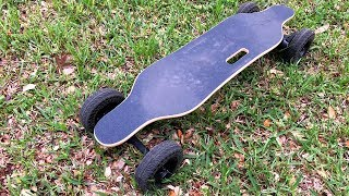 Off Road Electric Skateboard Tested & Reviewed