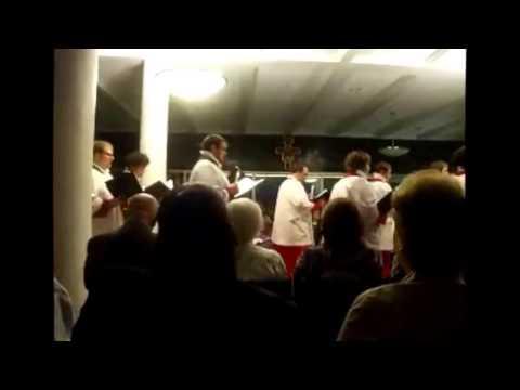 Transitus of Saint Francis at Archbishop Curley High School
