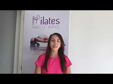 FISIOTERAPIA NO STDIO DE PILATES ANABELLE BARROS