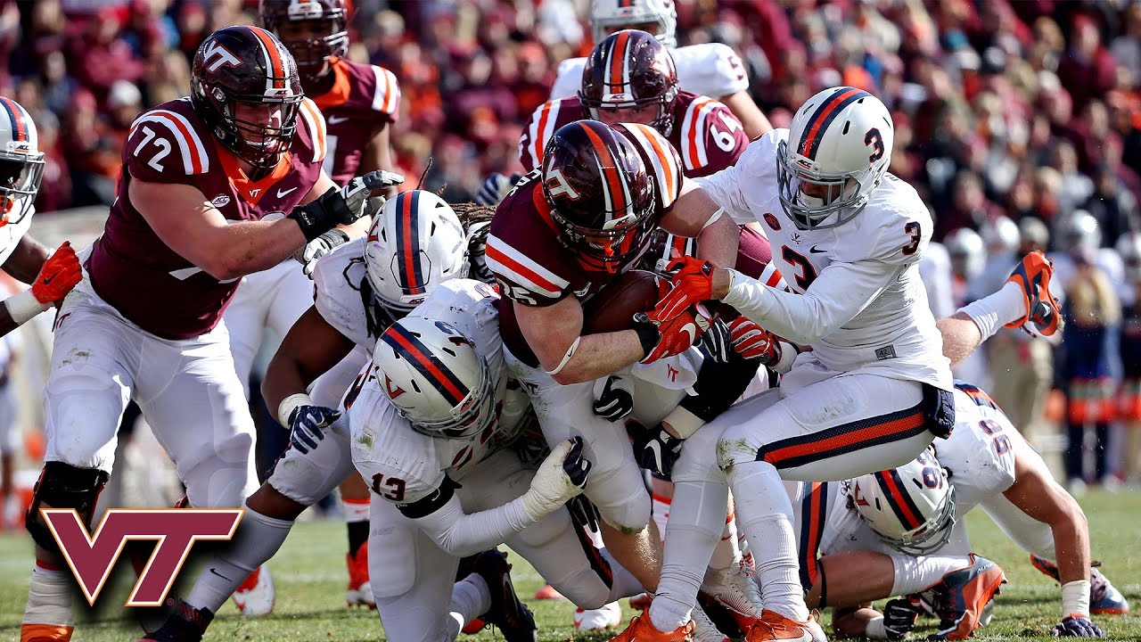 Download Virginia Tech Senior Sam Rogers: 100 Yard, 2 TD Game vs. UVA