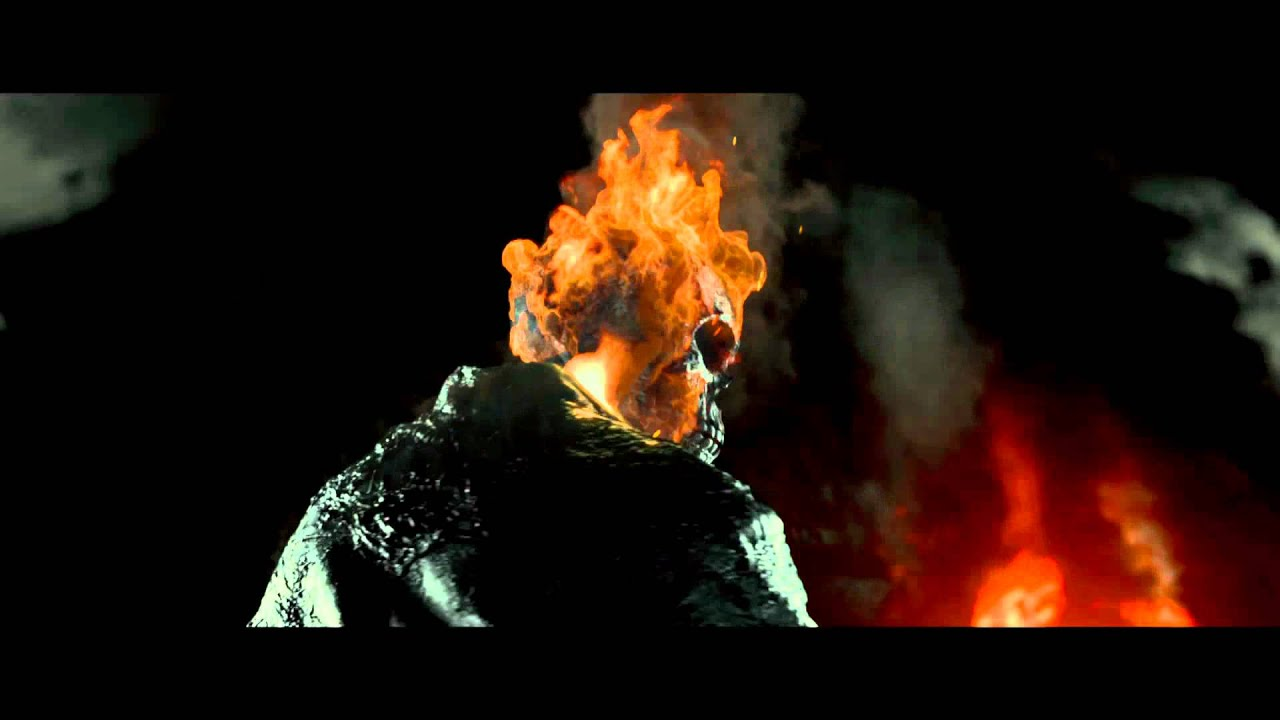 GHOST RIDER SPIRIT OF VENGEANCE 3D