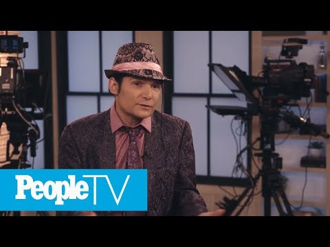 Corey Feldman Reflects On Musical Number 'The Stars Of Tomorrow' | PeopleTV | Entertainment Weekly