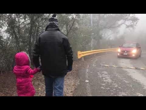 Chipinque nevado 2 Enero 2017
