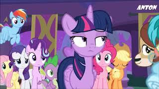 Дружба — это чудо | 8 сезон | 26 эпизод | Отрывок | Концовка | My Little Pony