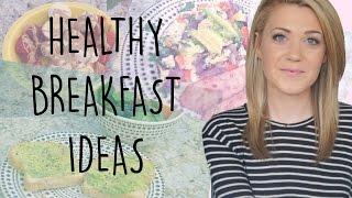 Healthy Breakfast Ideas | Gluten & Dairy Free!!