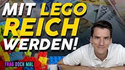 Kann man mit LEGO GELD verdienen? | Frag doch mal