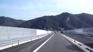 一般国道56号宇和島道路 津島高田IC~津島岩松IC