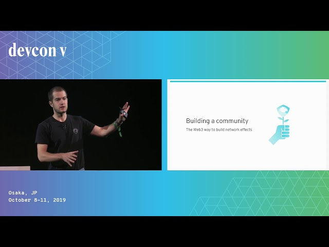 Using DAOs to Make Decentralized Protocols Actually Decentralized by Luis Cuende (Devcon5)