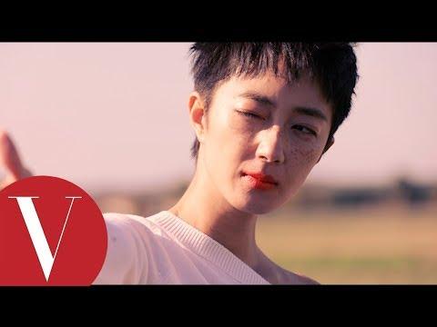 桂綸鎂巴黎拍攝backstage 201811 封面人物
