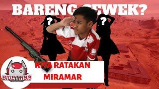 KETIKA BTR LUXXY MAIN SAMA CEWE #1 - PUBG MOBILE INDONESIA