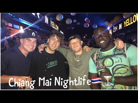 CHIANG MAI NIGHTLIFE! 🇹🇭ft JUBRIL @ Zoe in Yellow Bar & Spicy Club on Cost of Partying in Thailand