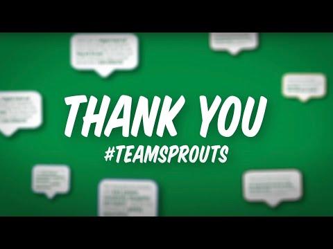 #TeamSprouts