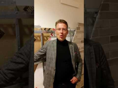 Pekka Ojanne från Stofix