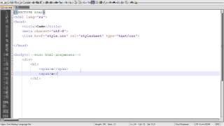 Вертикальный текст в html