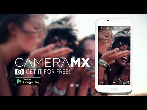 Camera MX – The multifaceted camera App for Android