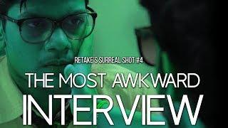 The Most Awkward Job Interview Ever | Retake's Surreal Shot #4 | Weirdest Job Interview | Retake