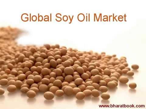 Globa Soy Oil Market