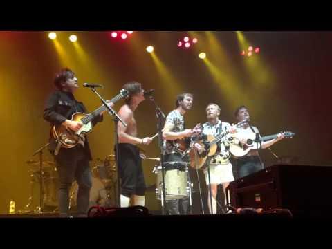 Mando Diao - Losing My Mind live @ Rock im Revier 2016