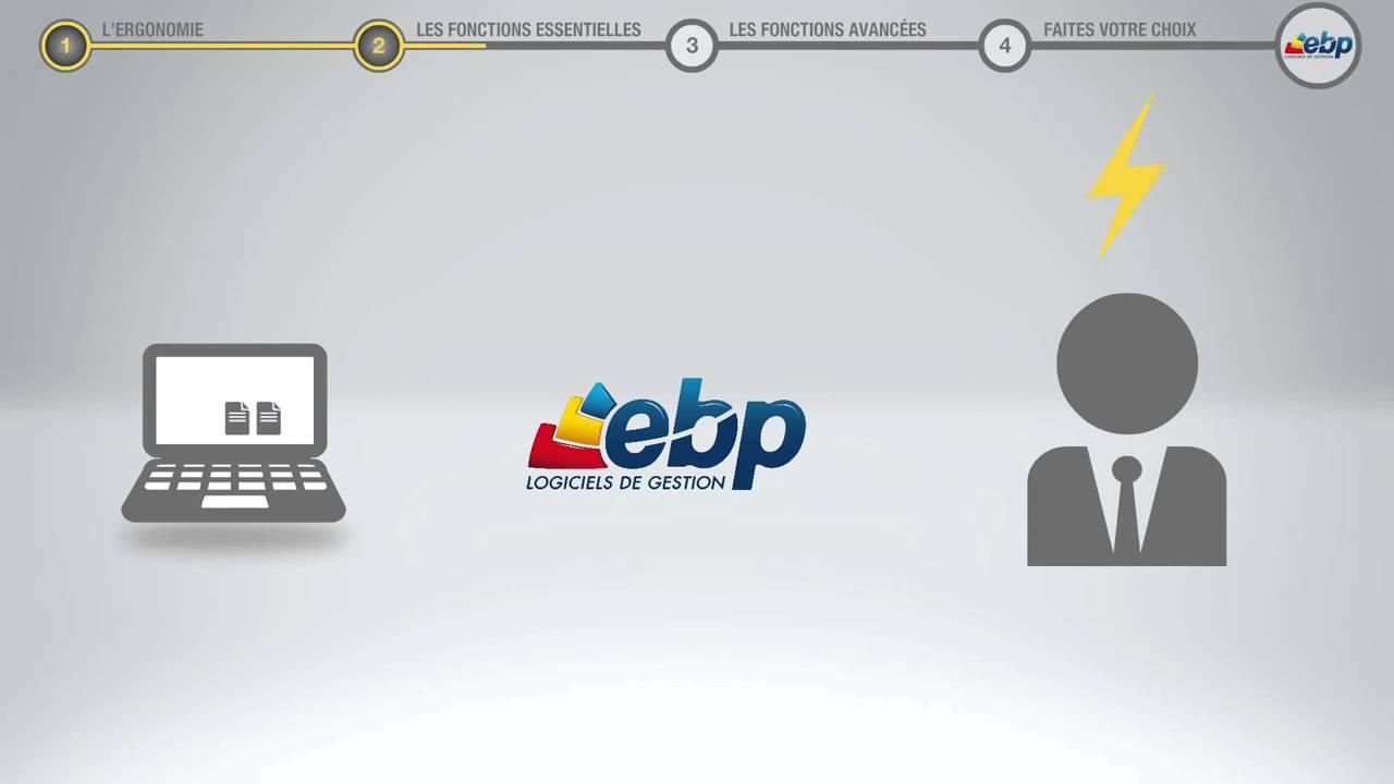 Demo EBP Gestion Commerciale
