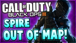 Black Ops 3 Glitches - Spire Out of Map Jump Spot Glitch! (COD BO3)