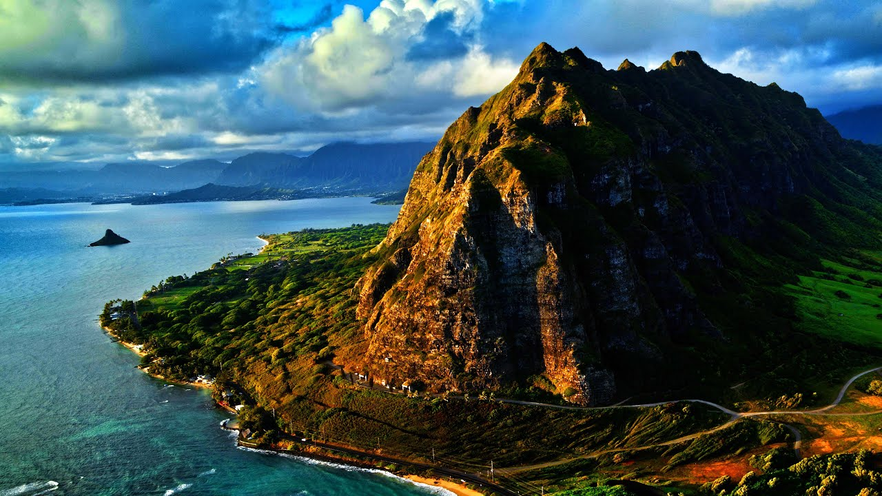 Download Oahu Hawaii in 8K - Island in the Sun