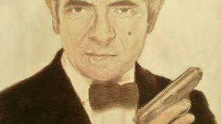 Drawing:Johnny English