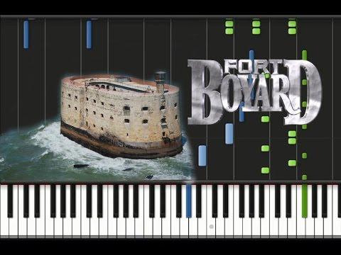 Paul Koulak - Fort Boyard Synthesia Tutorial