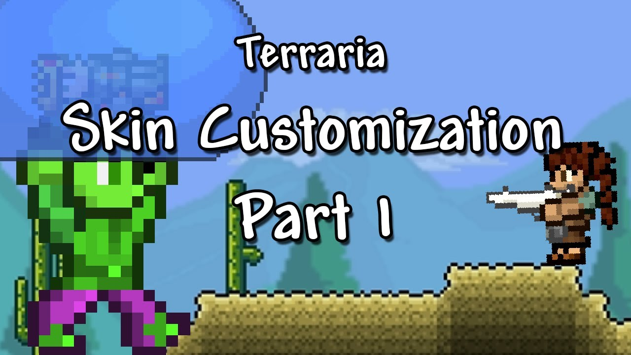 Image gallery terraria hairstyles for Terraria fishing bait