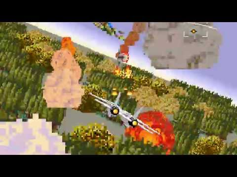 Afterburner Sega 32x Gameplay 1080p