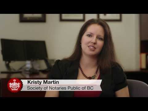 Kristy Martin - Victoria Notary Public