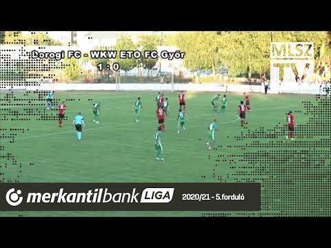 Dorogi FC – WKW ETO FC Győr   2-0 (1-0)   Merkantil Bank Liga NB II.   5. forduló thumbnail
