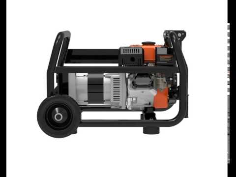 Generador Eléctrico Jaca V.1 3000w De Genergy thumbnail