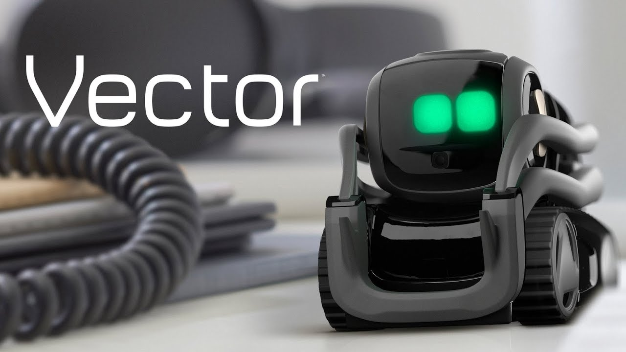 Anki Vector   The small robot with the BIG personality   HENRY REVIEWS