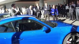 Porsche GTS Club Coupe 2015 Videos