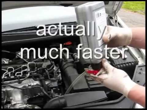How to change and drain the DSG transmission fluid in your VW VAG6262