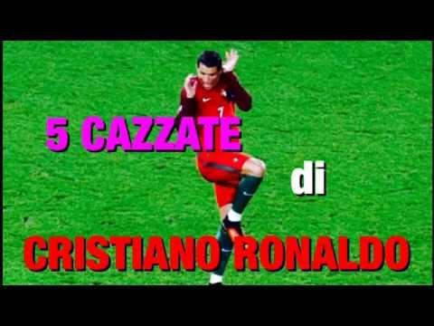 5 CAZZATE di CRISTIANO RONALDO + Bonus