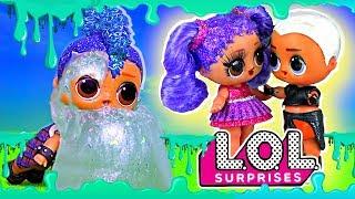 Панки в ШОЦІ! Марія і Витчи ПАРА! Мультик про ляльки лол сюрприз LOL dolls